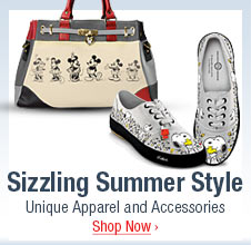 Sizzling Summer Style - Unique Apparel and Accessories - Shop Now