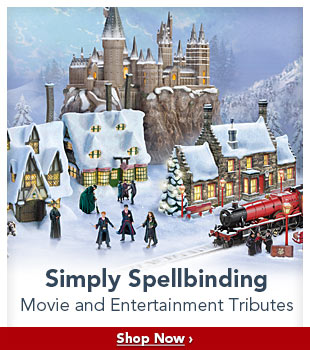 Simply Spellbinding - Movie and Entertainment Tributes - Shop Now