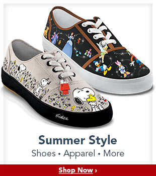 Summer Style - Shoes | Apparel | More - Shop Now