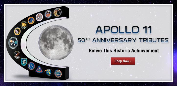 Apollo 11 - 50th Anniversary Tributes - Shop Now