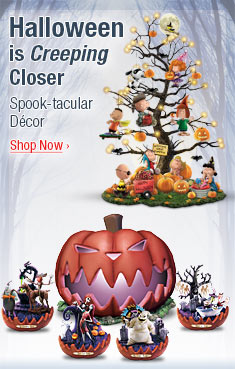 Halloween is Creeping Closer - Spook-tacular Decor - Shop Now