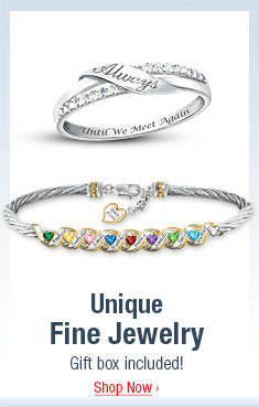 Uniques Fine Jewelry - Gift box included! - Shop Now