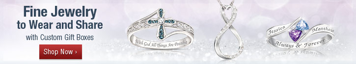 Unique Fine Jewelry Designs - Rings, Necklaces and More - Shop Now