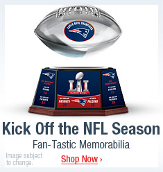 Kick Off the NFL Season - Fan-Tastic Memorabilia - Shop Now