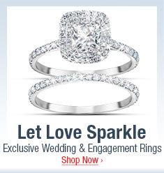 Let Love Sparkle - Exclusive Wedding and Engagement Rings - Shop Now
