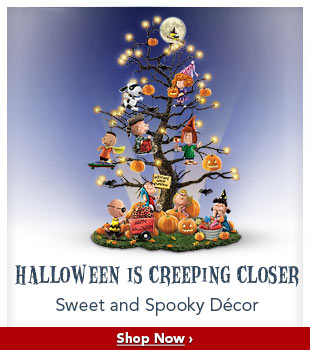 Halloween is Creeping Closer - Sweet and Spooky Decor - Shop Now