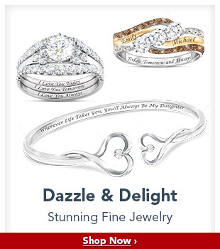 Dazzle & Delight - Stunning Fine Jewelry - Shop Now