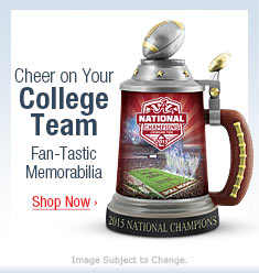 Cheer on Your College Team - Fan-Tastic Memorabilia - Shop Now