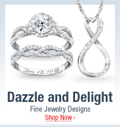 Dazzle and Delight - Fine Jewelry Designs - Shop Now