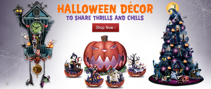 Halloween Decor to Share Thrills and Chills - Shop Now