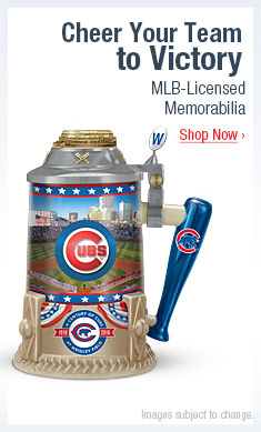 Cheer Your Team to Victory - MLB-Licensed Memorabilia - Shop Now