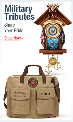 Military Tributes - Share Your Pride - Shop Now