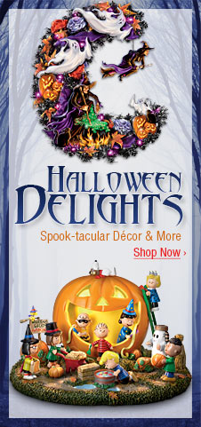 Halloween Delights - Spook-tacular Decor and More - Shop Now