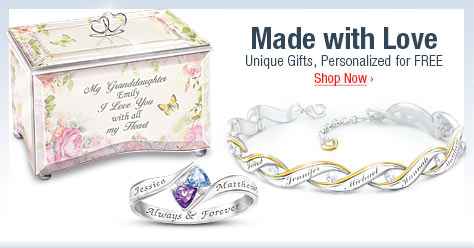 Made with Love - Unique Gifts, Personalized for FREE - Shop Now