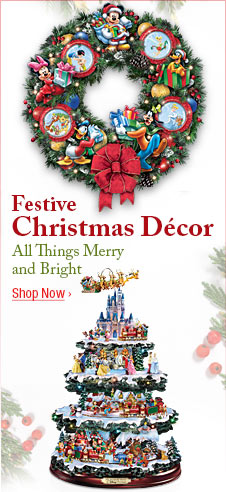 Festive Christmas Decor - All Things Merry and Bright - Shop Now