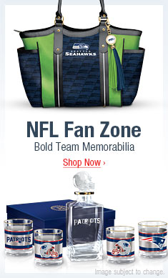 NFL Fan Zone - Bold Team Memorabilia - Shop Now
