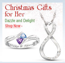 Christmas Gifts for Her - Dazzle and Delight - Shop Now