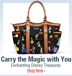 Carry the Magic with You - Enchanting Disney Treasures - Shop Now