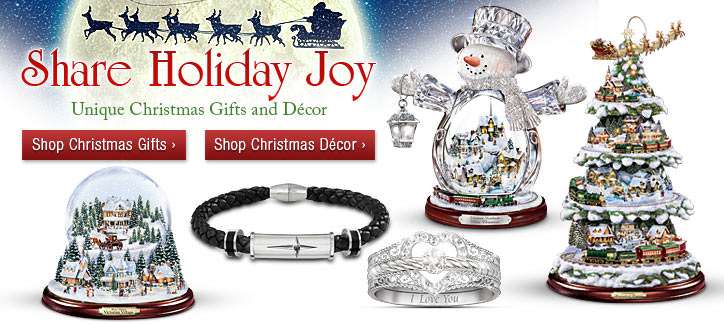 Share Holiday Joy - Unique Christmas Gifts and Decor - Shop Christmas  Gifts