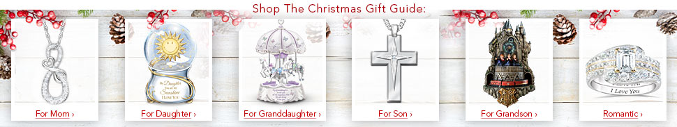 Shop the Christmas Gift Guide