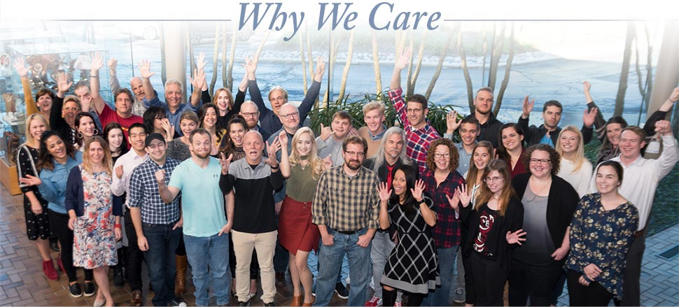 Why We Care