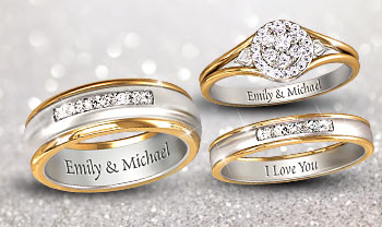 Shop Weddings & Engagements