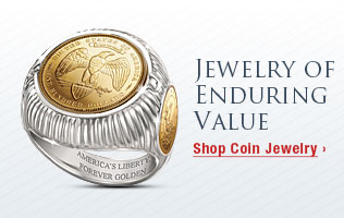 Jewelry of Enduring Value - Shop Coin Jewelry