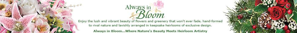 Always In Bloom