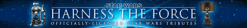 Harness the Force - Officially Licensed Star Wars Tributes