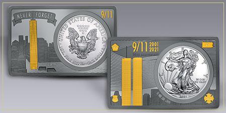 Rainbow-Toned Morgan Dollar