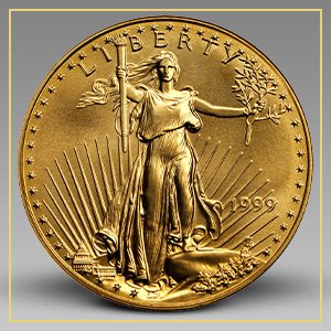 West Point $10 American Gold Eagle