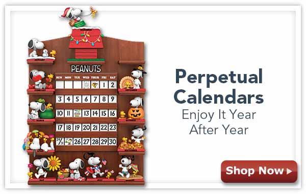 Perpetual Calendars - Enjoy It Year After Year - Shop Now