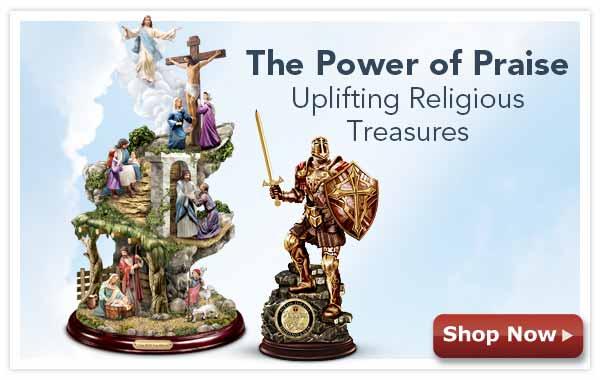 The Power of Praise - Uplifting Religious Treasures - Shop Now