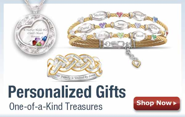 Personalized Gifts - One-of-a-Kind Treasures - Shop Now
