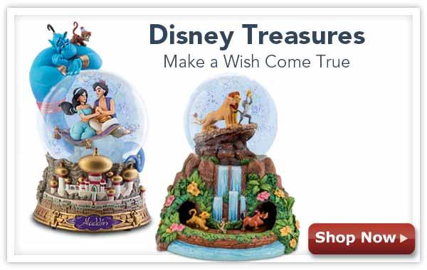 Disney Treasures - Make a Wish Come True - Shop Now
