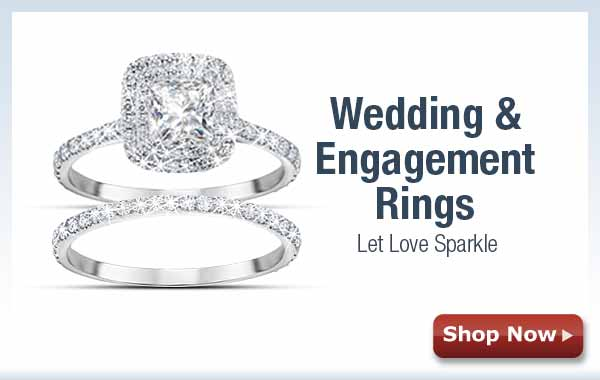 Wedding & Engagement Rings - Let Love Sparkle - Shop Now