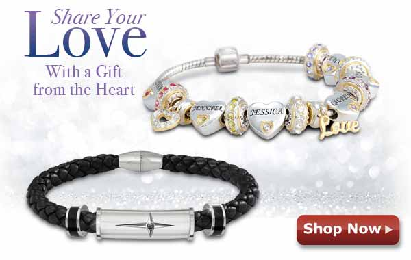 Share Your Love with a Gift from the Heart - Shop Now