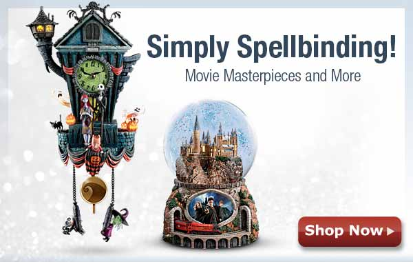 Simply Spellbinding! - Movie Masterpieces and More - Shop Now