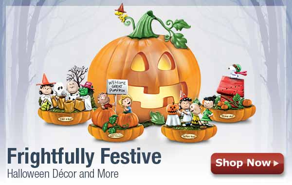 Frightfully Festive - Halloween Décor and More - Shop Now