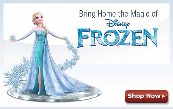 Bring Home the Magic of Disney's Frozen - Shop Now