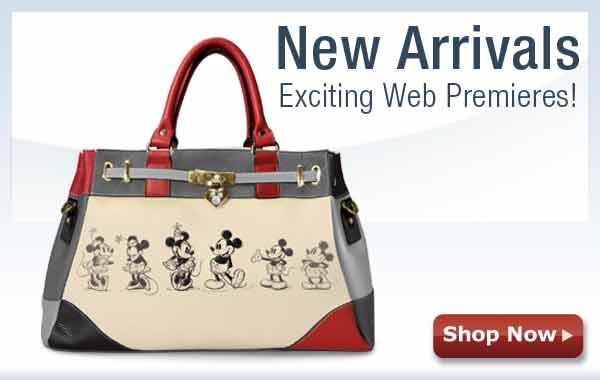 New Arrivals - Exciting Web Premieres - Shop Now