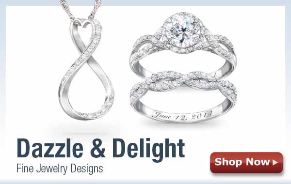 Dazzle and Delight - Fine Jewelry Desgins - Shop Now