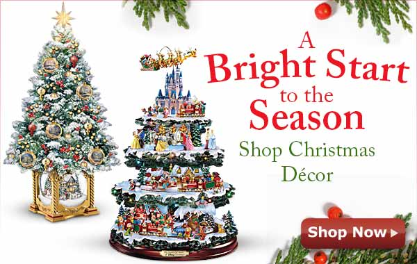 A Bright Start to the Season - Shop Christmas Decor - Shop Now
