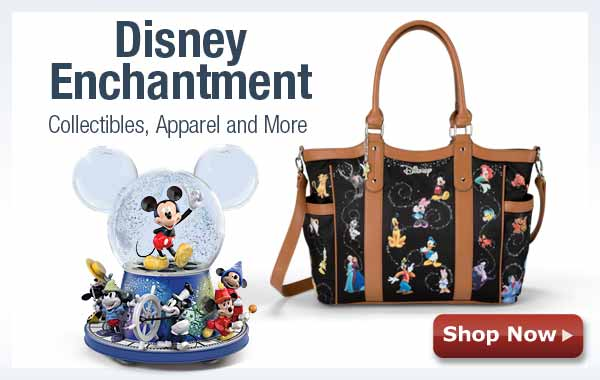 Disney Enchantment - Collectibles, Apparel and More - Shop Now