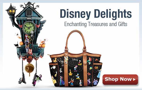 Simply Enchanting! Delightful Disney Treasures - Shop Now