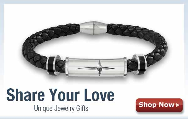 Share Your Love - Unique Jewelry Gifts - Shop Now