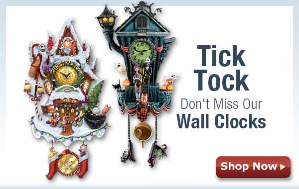 Tick Tock Don't Miss Our Wall Clocks - Shop Now