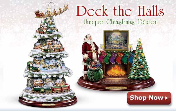 Deck the Halls - Unique Christmas Decor - Shop Now
