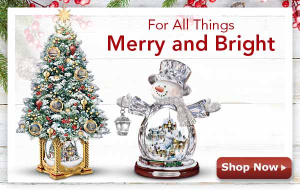 For All Things Merry and Bright - Shop Now