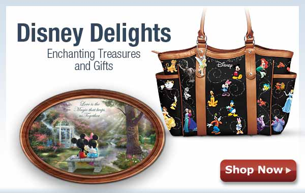 Disney Delights - Enchanting Treasures and Gifts - Shop Now